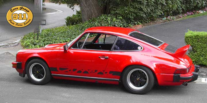1974 Porsche Carrera Coupe